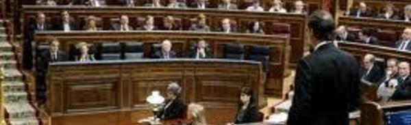 La inutilidad de diputados y senadores en España