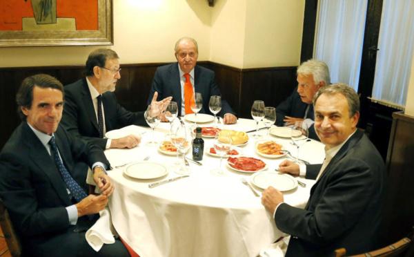 Los políticos maltratadores deben pagar lo que han hecho con España