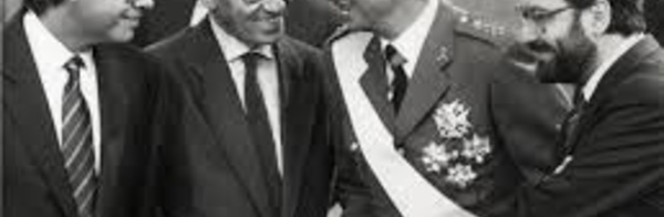 El asesinato de la sociedad civil española